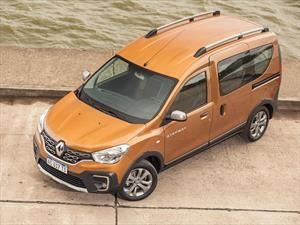 Nueva Renault Kangoo completa su gama en Argentina