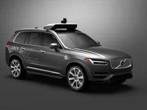 Volvo y Uber se unen para desarrollar vehículos autónomos