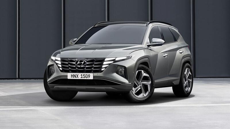 Hyundai Tucson 2022 llega a México, el diseño más audaz y vanguardista