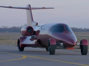 Limojet, la mezcla perfecta entre un avión y una limusina