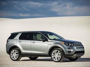 El Land Rover Discovery Sport logra cinco estrellas Euro NCAP