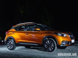 Nissan Kicks se lanza en Chile con preventa desde $11.490.000