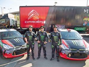 Citroën estrena equipo en el Rally Mobil