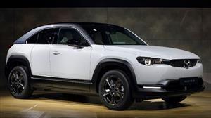 Motor rotatorio de Mazda permitirá que el Mazda MX-30 tenga rango extendido