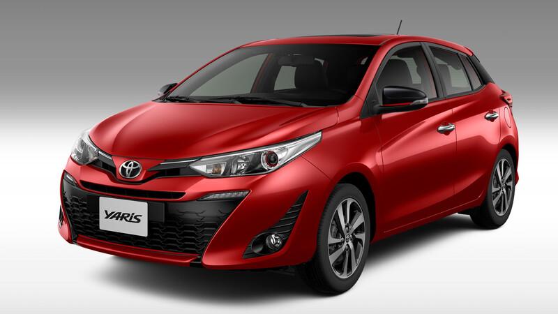 Toyota Yaris 2021 en Argentina, precios y novedades