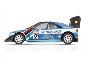 Autos Clásicos: Peugeot 405 T16