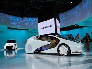 Toyota Concept-i: Lo mejor de la Inteligencia Artificial