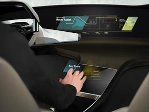 BMW HoloActive Touch, una futurista interfaz virtual