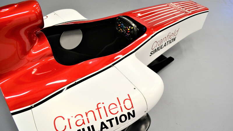 Cranfield Simulatio, el simulador que te hará sentir en un auténtico monoplaza de Fórmula 1