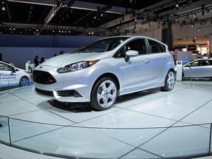 Ford Fiesta ST 2014 debuta en Los Ángeles 2012