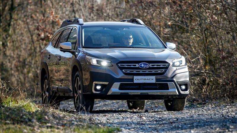 Subaru Outback 2021,la sexta generación