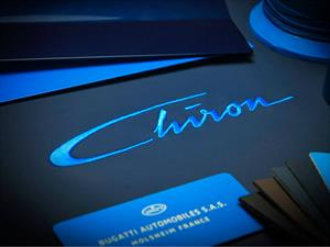 Bugatti Chiron será el próximo hiper auto de la marca