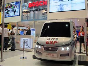 Bosch presente en Automechanika 2012
