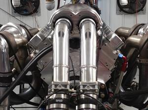Video: Un motor con más de 4.500 caballos