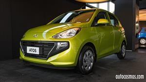 Hyundai Atos 2020, un económico citycar