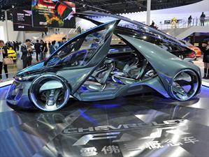 Chevrolet FNR Concept, el auto del futuro