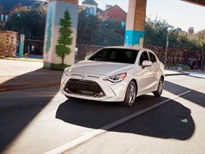 Toyota actualiza en Nueva York al Yaris Sedán
