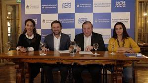 La Agencia Nacional de Seguridad Vial y la de Discapacidad firman un convenio de colaboración