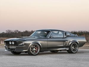 Shelby Mustang GT500CR 1967 por Classic Recreations, un muscle de car increíble