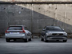Volvo S90 y V90 ganan 5 estrellas en EuroNCAP