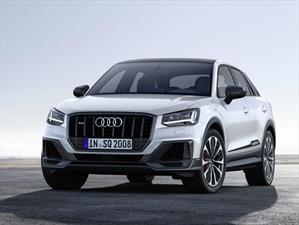 Audi revela una sola imagen del SQ2 antes de su destape en París