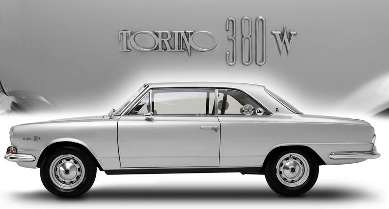A 55 años del nacimiento del Torino, el auto argentino por excelencia