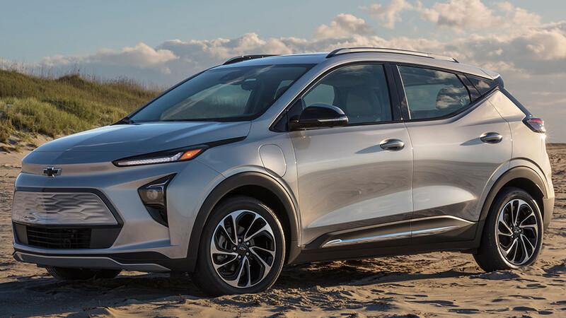Chevrolet confirma la llegada de Bolt EUV a México