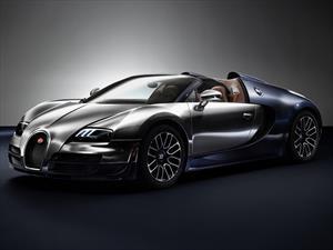 Una última edición del Bugatti Veyron para despedirlo