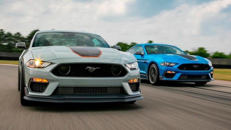 Esto es lo que costará el nuevo Ford Mustang Mach 1 2021, ¿lo veremos en México?