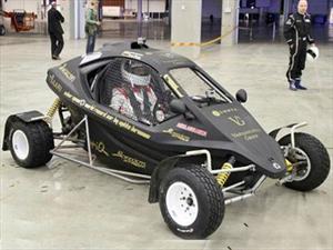 Nuevo récord Guinness de velocidad bajo techo