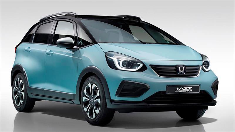Nuevo Honda Fit Crosstar estaría cerca de producirse en Brasil