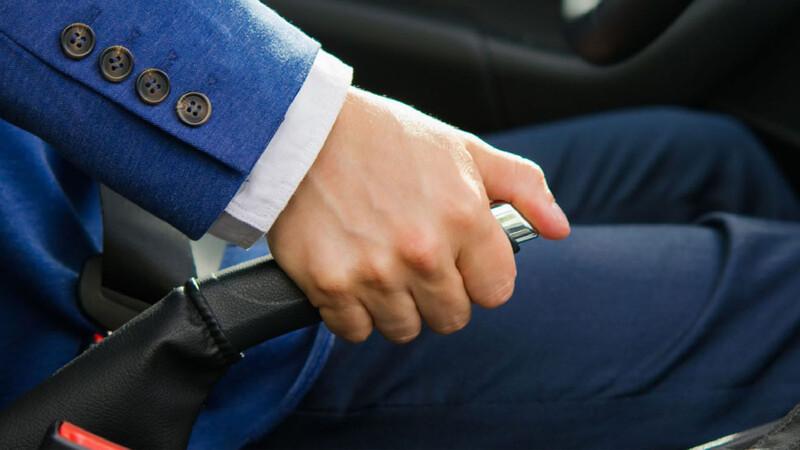 Estas son las palancas de freno más inusuales en los autos