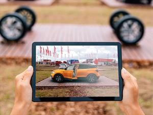Expoagro 2019: Volkswagen T-Cross, en vivo y en virtual