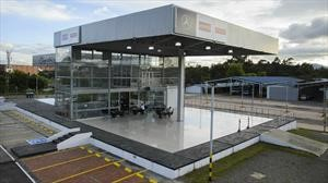 Mercedes-Benz, Freightliner y Fuso estrenan vitrina en Bogotá
