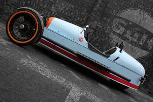 Morgan 3 Wheeler Gulf Edition se presenta