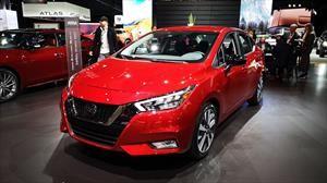 Así es el Nissan Versa que llegará a Chile en 2020