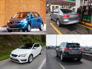 Estos son los ganadores del Estudio de Calidad y Confiabilidad del Vehículo 2015 en México