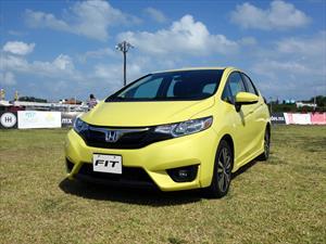 Honda Fit 2015 llega a México