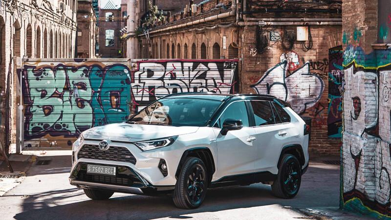 Toyota RAV4 Hybrid, celebra su primer millón de unidades producidas