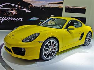 Porsche Cayman 2013 arriba a Chile