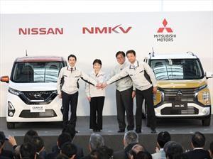 Mitsubishi y Nissan presentan los primeros kei cars con tecnología semiautónoma