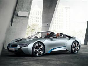BMW i8 Spyder será modelo producción