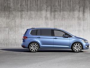 Volkswagen Touran 2016 se presenta