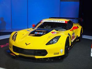 Chevrolet Corvette C7.R, listo para competir
