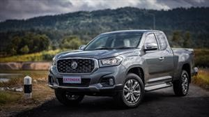 MG Extender 2020, nueva pickup china exclusiva para Tailandia