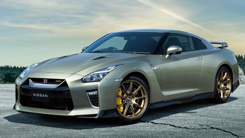Nissan GT-R 2022 lanza nuevas variantes T-Spec