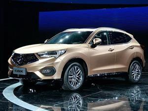 Acura CDX, el HR-V de lujo que podría llegar a México