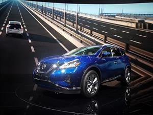 Nissan Murano, una renovación con mucho estilo