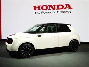 Honda ePrototype, el Urban EV comienza su camino a la producción