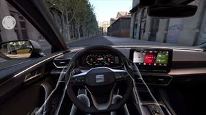 Conoce a detalle el SEAT León 2021, a bordo de una experiencia virtual